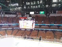 Honda Center Section 432 Seat Views Seatgeek