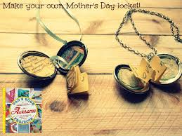 Diy Mother S Day Locket Nsfw Due To Language Only Celebrations