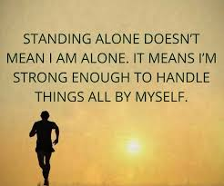 Top 40 Being Alone Quotes And Feeling Lonely Sayings Enchanting Im Happy Quotes