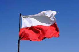Znalezione obrazy dla zapytania flaga polski