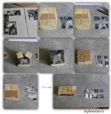 diy cube photo magique diy cube photo multiface magic cube diy