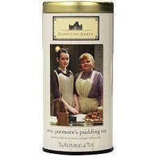 the republic of tea downton abbey mrs patmore s pudding tea 36 tea bags