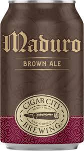 Maduro Cigar City Brewing