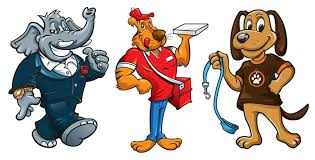 Cartoon Designs Fast Characters Mascot Design And Cartoon Character