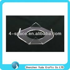 Football Display Stand Plastic Wholesale Clear Acrylic Football Display StandBall Display 36