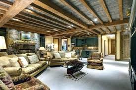 Unfinished basement ceiling ideas Budget Unfinished Basement Ceiling Ideas Unfinished Basement Ceiling Ideas Basement Ceiling Ideas With Also Basement Lighting Options Dreamseekersinfo Unfinished Basement Ceiling Ideas Dreamseekersinfo