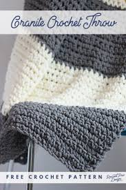 Crochet Blanket Patterns Free Cool Design Ideas