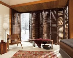 Large Wooden Window Shutters In Modern Style (Photo 5 of 7)