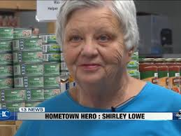 Hughes and Coleman Hometown Hero of the Month: Shirley Lowe