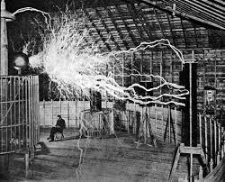 ball lightning. 1904: physicist nikola tesla attempts to explain the phenomenon of \ ball lightning