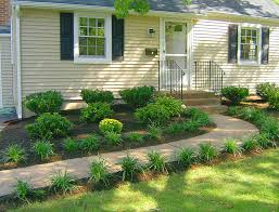 simple landscaping ideas home. Image Of: Landscaping Ideas Front Of House Style Simple Home P