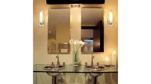 bathroom light sconces. George Kovacs P5040-084 Tube 2 Light Bath Wall Sconce With Etched Opal Glass - YouTube Bathroom Sconces