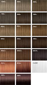 Age Beautiful Permanent Color Chart Vero K Pak Color Age Defy Swatches Joico In 2019 Joico