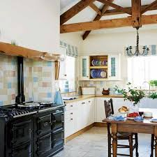 Simple Kitchen Design Ideas Country Style Engaging Small In Inspiration