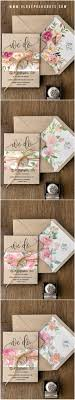 best 25 floral wedding invitations ideas on pinterest wedding Budget Wedding Invitations Canberra most inexpensive invites i've found! pin for the color Budget Wedding Invitation Packages