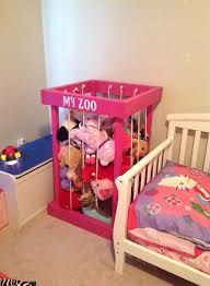 Your child will love one of these stuffed animal zoos and you will like a  cleaner room! These stuffed animal zoos are perfect for toddler playroom ...