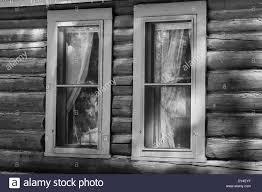 Cabin Windows log cabin windows stock photo royalty free image 68326371 alamy 2651 by uwakikaiketsu.us