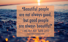 Islamic Quotes On Beauty