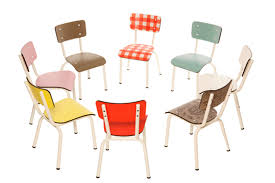 57 school chairs for kids retro desks and in furniture decor 5