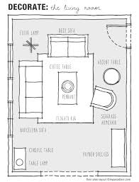 Decorate your living room floor plan by myparadissi.com