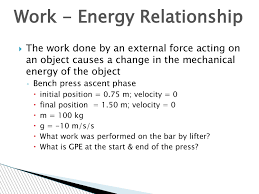 Work Power Energy Powerpoint Slides