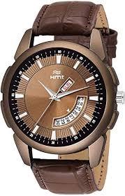 Buy HEMT Analog Brown Dial <b>Men's Watch</b>-<b>HM</b>-GR066-BRW-BRW ...