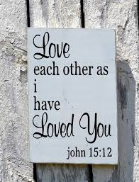 wedding sign love family scripture signs religious bible verse wood wall art love each other as on bible verses about love wall art with wedding sign love family scripture signs religious bible verse wood