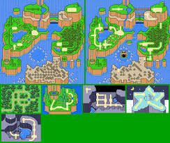 Super Mario World Sprite Sheets Snes Mario Universe Com