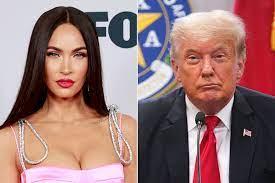 Megan Fox Clarifies Calling Donald ...