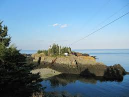 Check The Tide Charts For Low Tide Review Of East Quoddy