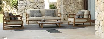 modern wooden outdoor furniture. Plain Wooden TALENTI Alabama Modern Garden Sofa  Wooden Furniture  Luxury Hardwood Outdoor Sofa And