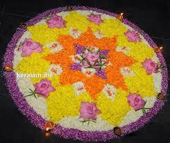 Simple Pookalam Design Onam Pookalam Design 20 Keralam Kerala Tourism Kerala