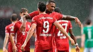 Вердер – Бавария: обзор и счет матча 16 июня 2020