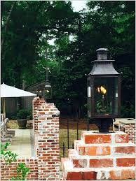 outdoor gas lanterns outdoor gas light parts modern looks interior french quarter outdoor gas lanterns
