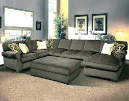affordable leather sectionals meaning small for d
