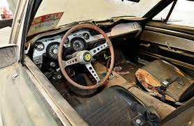 ford mustang 1967 interior. the interior is complete including woodspoke shelby steering wheel and gauge u201c ford mustang 1967