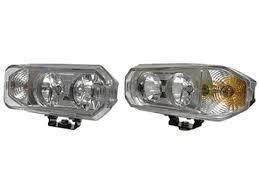 k2 snow plow light kit led or halogen lights turn signals k2 snow plow light kit