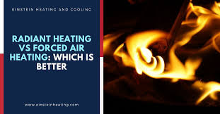 Radiant Heating vs Forced-Air Heating: Which is Better? | by Einstein Pros  | Medium