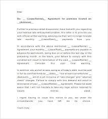 11 Late Rent Notice Pdf Notice Paper
