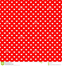 Red Heart Patterns Inspiration Red Heart Seamless Pattern Background Stock Image Image Of Wrap