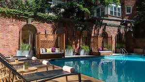 hotel outdoor pool. Kimpton Palomar Hotel Outdoor Pool And Sundeck