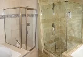 diffe types of shower doors