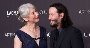 Keanu Reeves Everyone Is Talking About His New Girlfriend