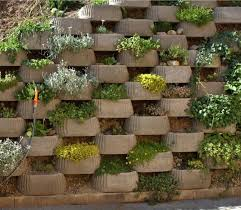 block retaining wall ideas glamorous decorative retaining walls with garden and backyard planting block wall small plantings pictures blocks a block