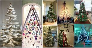 Unique Christmas Trees Unbelievably Unique Christmas Trees That You Will Have To See