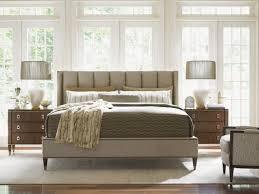 Platform Bed Bedroom Set Tower Place Barrington Upholstered Platform Bed Lexington Home