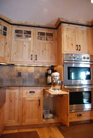 Kitchen Cabinet Wood Choices 25 Best Ideas About Knotty Pine Cabinets On Pinterest Pine