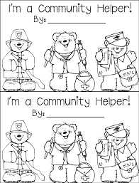 Small Picture Community Helpers Coloring Pages Paginone Biz At Page zimeonme