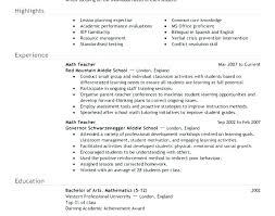 11 12 What Is The Proper Format For A Resume Nhprimarysource Com