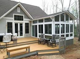 four seasons s glass cost over deck built on patio enclosures extension designs roof gl